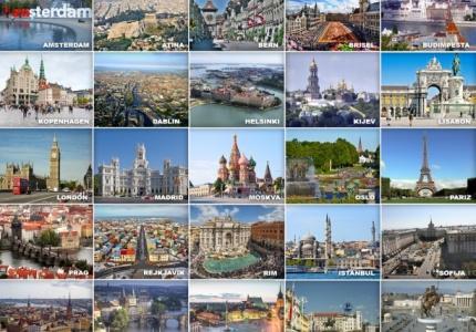 Gradovi Evrope - Autobuske ture