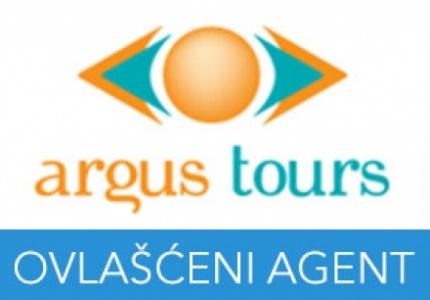 GRČKA 2017. - ARGUS TOURS