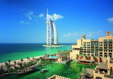DUBAI i ABU DHABI jesen 2014.
